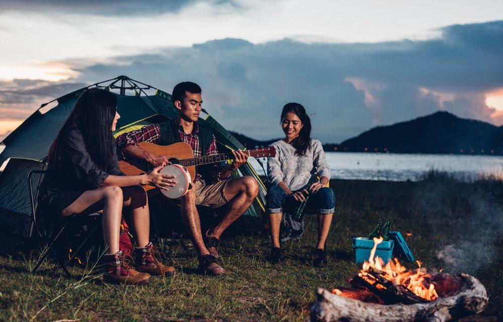 5x waarom kamperen zo leuk is