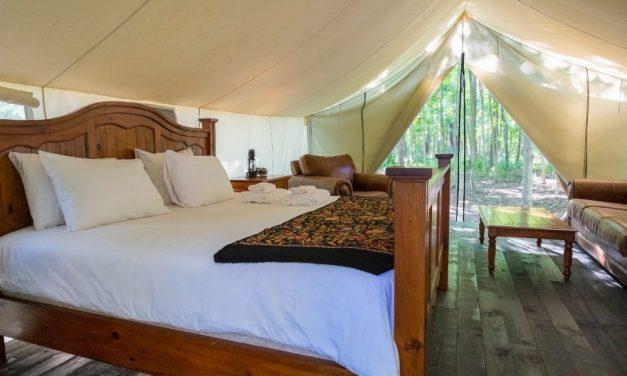 Verschillende soorten campings