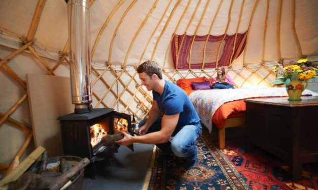 5x leuke glampings in Nederland